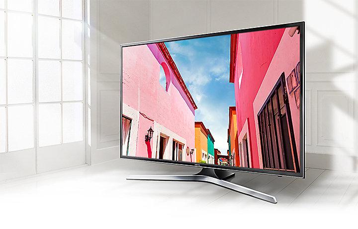 Samsung UE55MU6105 es uno de los televisores económicos del 2017