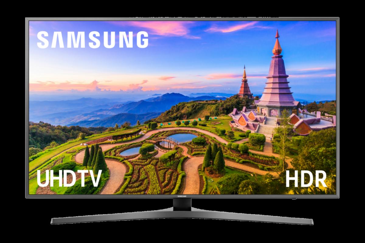 Samsung UE55MU6445UXXC es un gama media muy destacable