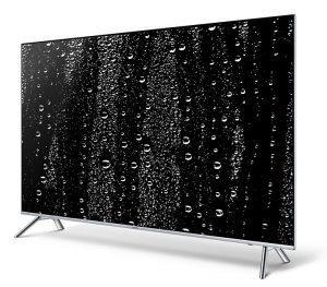 El televisor ofrece brillo milimétrico y negros profundos