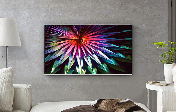 Samsung UE82MU7005 es un súper gigante de gama alta