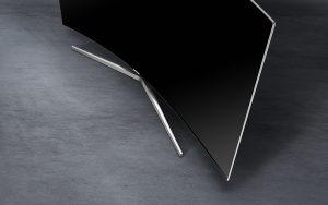 Curvatura 4200R del Samsung UE65MU9005