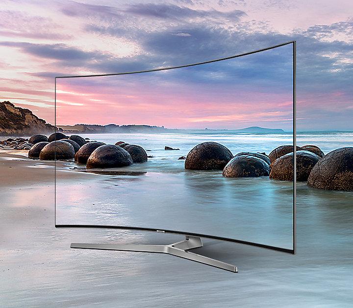 """Samsung UE65MU9005, un panel curvo de 65"""" de gama alta"""
