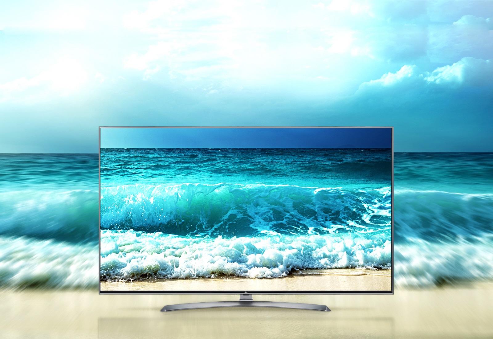 TV 49UJ750V de LG
