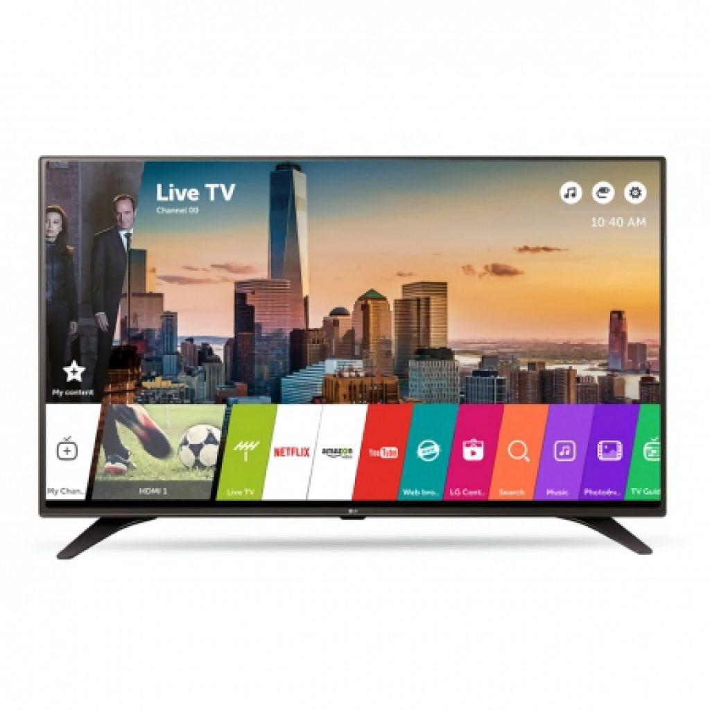 LG 32LJ610V. Smart TV con webOS 3.5