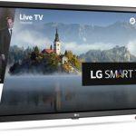 LG 32LJ610V. LG SMART TV con webOS 3.5