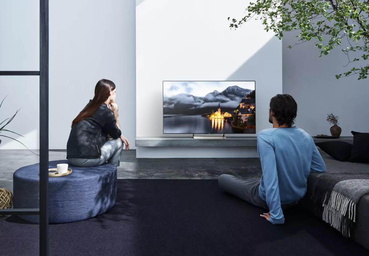 Sony KD-75XE9405 es un televisor que te dejará sin habla