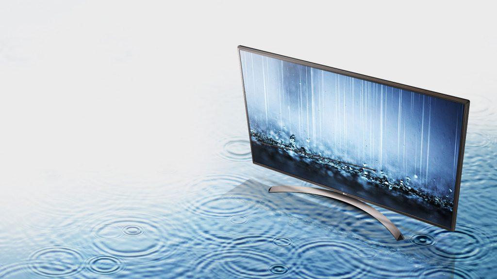 LG 43LJ624V con virtual surround sound
