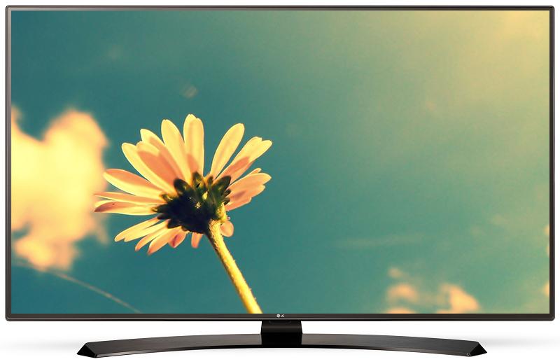 LG 49LJ624V, Full HD con claridad y colores definidos. Colour Mastering Engine y 60 Hz de frecuencia de refresco.