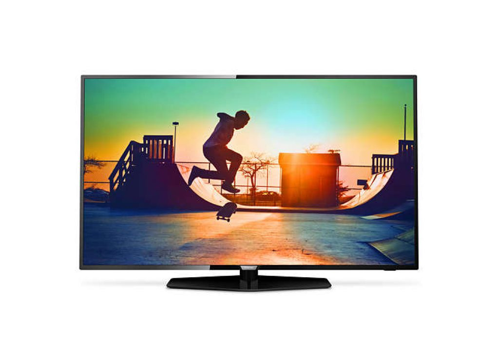 Philips 43PUS6162/12 4K UHD. con peana central.