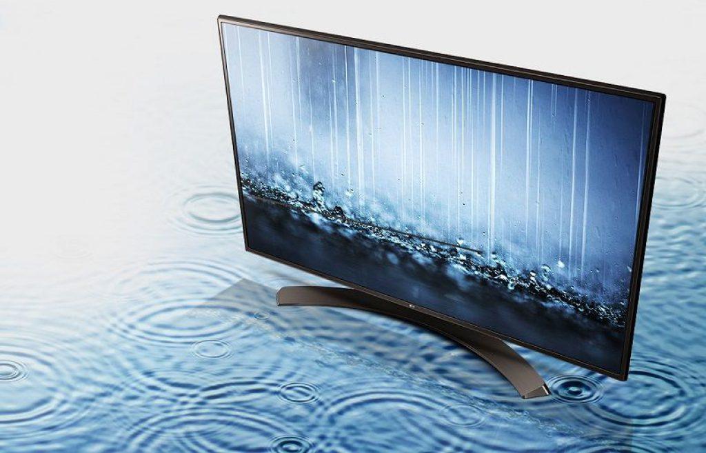 LG 49LJ624V, Virtual Surround Plus y 20W. potencia total.