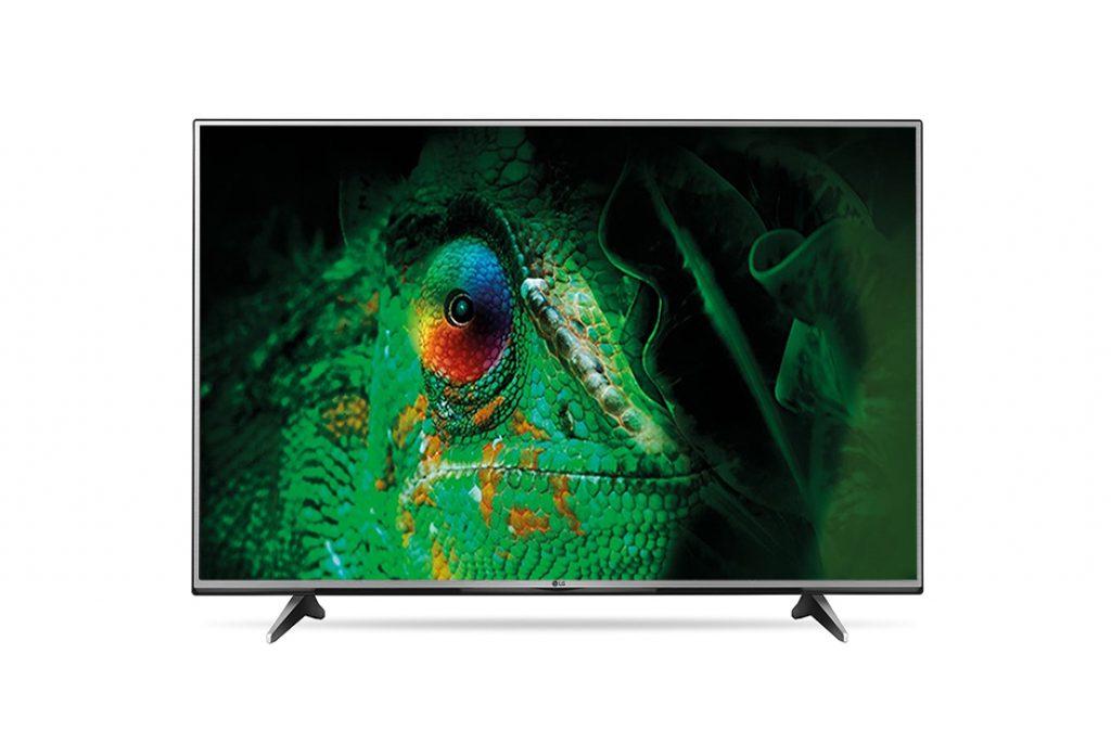LG 55UH605V. UHD 4K con matriz IPS. HDR Pro y 3D color Mapping.