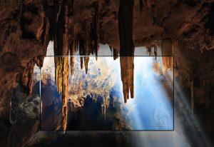 La calidad de imagen del televisor es más que adecuada, incluyendo escalado 4K y HDR Converter