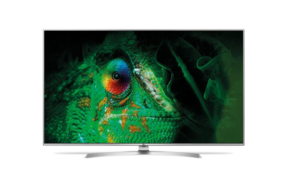 LG 55UJ701V es un dispositivo ideal si tienes que cambiar de tv de improviso
