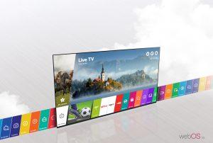 A pesar de ser sencillo y económico, el televisor incluye webOS 3.5