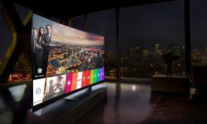 Este televisor incluye webOS 3.5