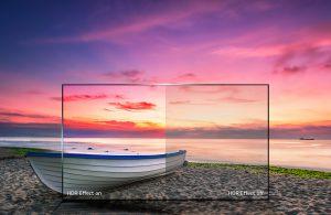 La calidad de imagen incluye HDR Dolby Vision