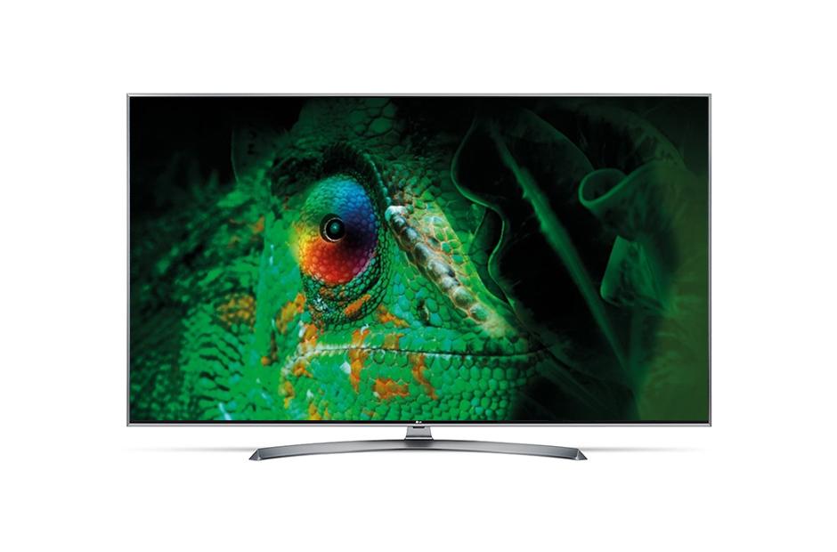 LG 55UJ750V es un televisor para todos los bolsillos