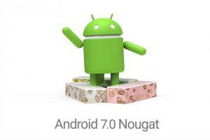Android 7.0 Nougat es la nueva actualización para los televisores Sony con Android TV