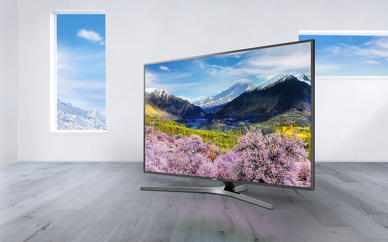 El Samsung UE55MU6405 es posiblemente el mejor gama media del año
