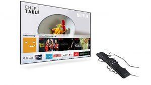 Con Tizen 2017 toda la familia disfrutará de este televisor
