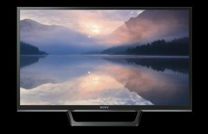 La calidad de imagen del Sony KDL32RE400BAEP supera su precio