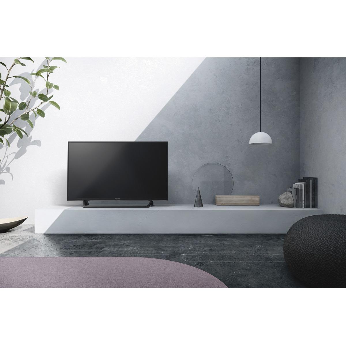 Sony KDL49WE660BAEP es un televisor de gama media normalito