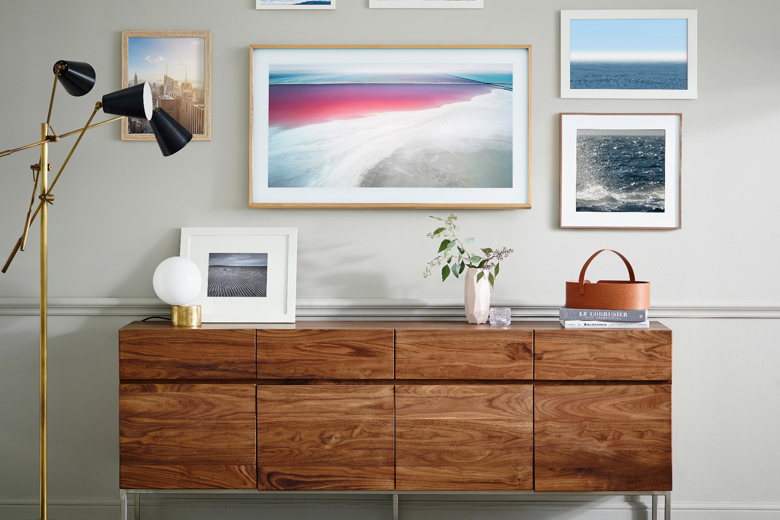 The Frame es el nuevo y estético televisor de Samsung