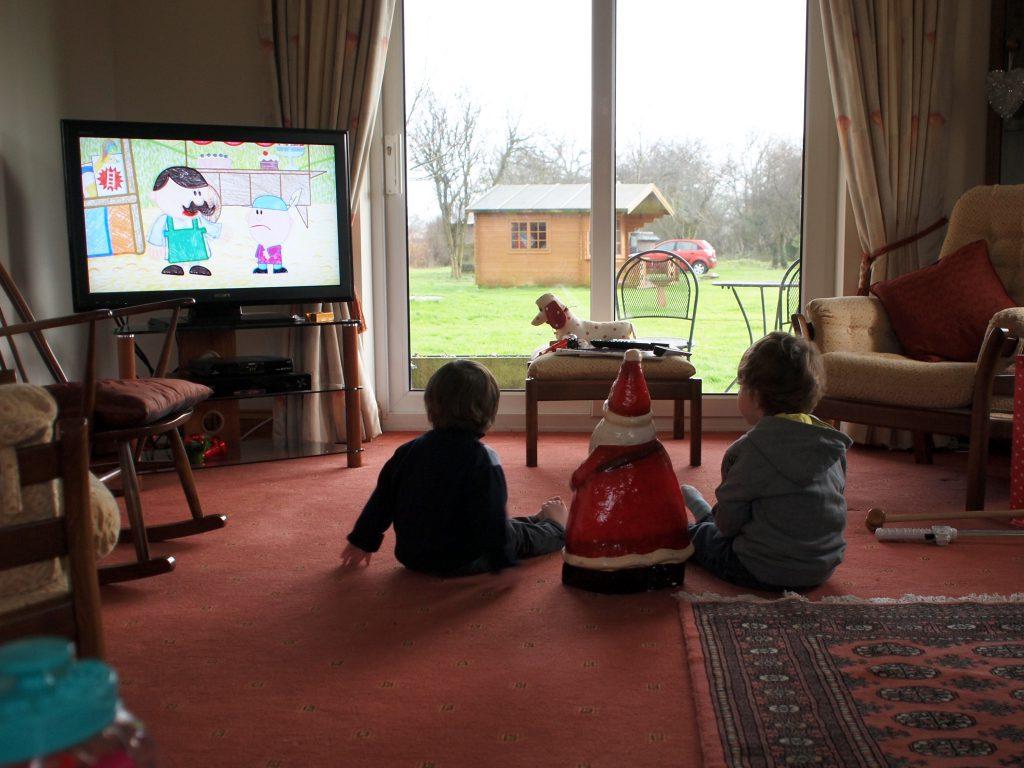 YouTube Kids en el televisor para disfrutarlo en familia