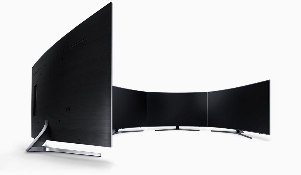 Samsung UE49MU6505. Diseño 360º