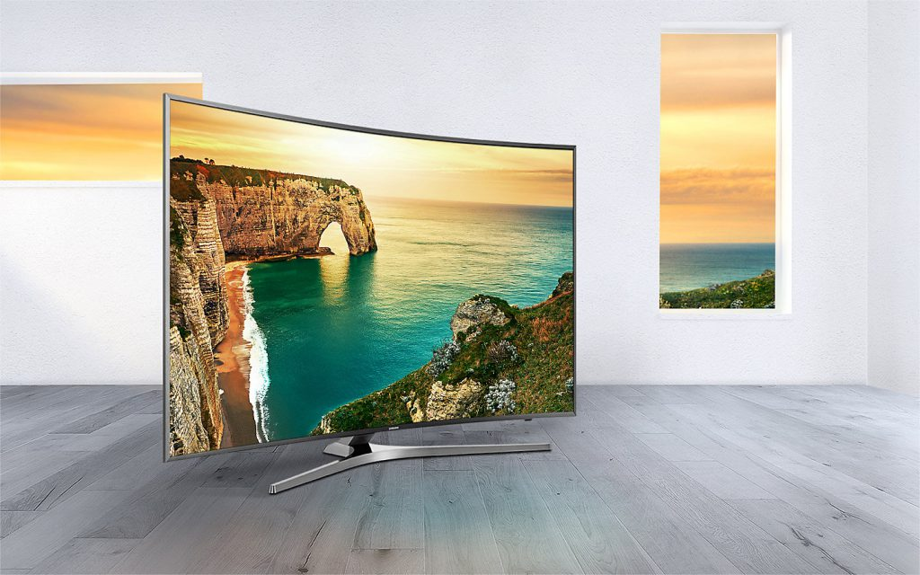 Samsung UE49MU6505 Calidad UHD con Active Crystal Colour