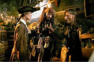 Piratas del Caribe estará disponible en HBO en mayo