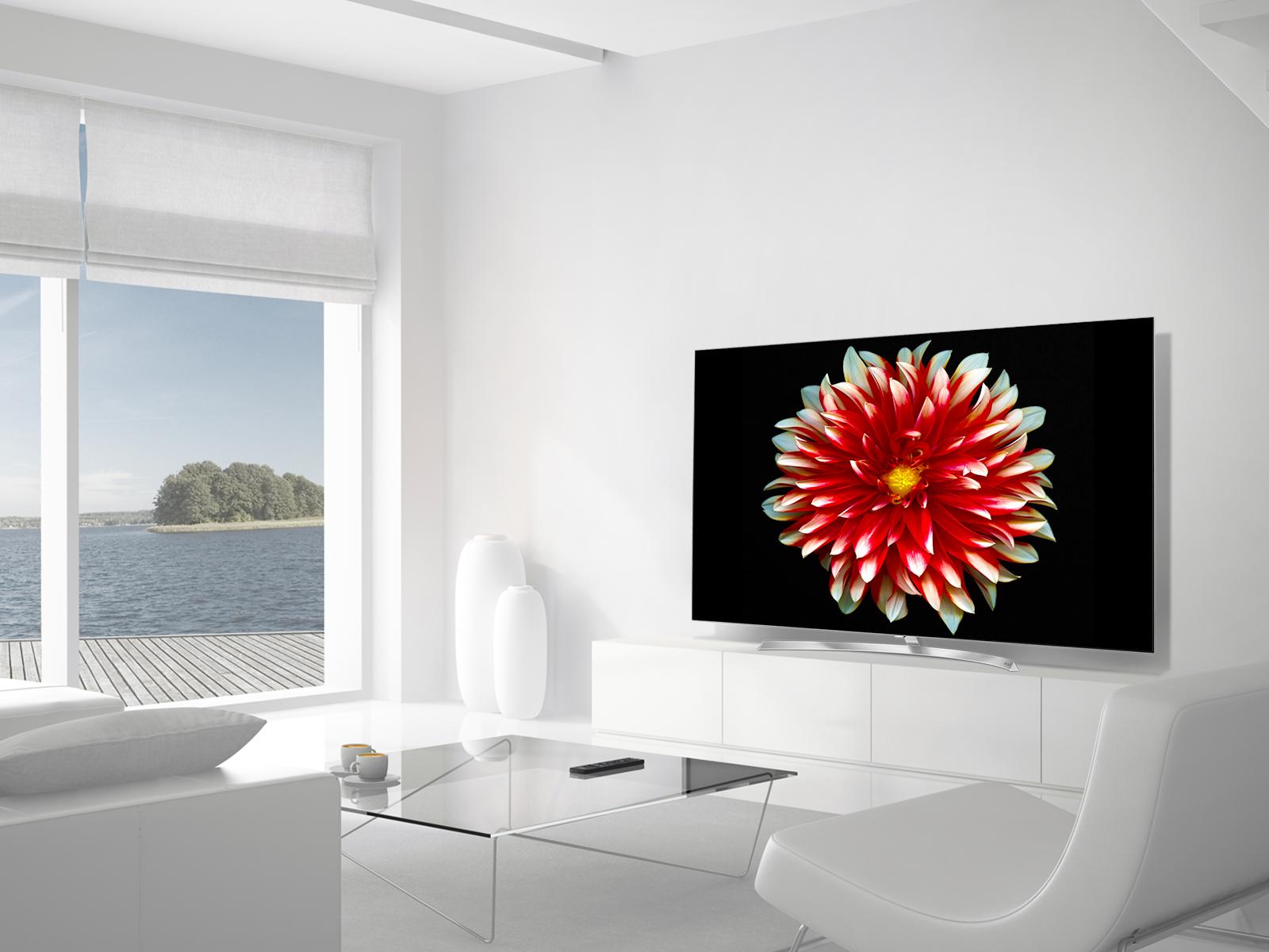 LG OLED65B7V es de lo mejorcito en relación calidad precio de las OLED LG