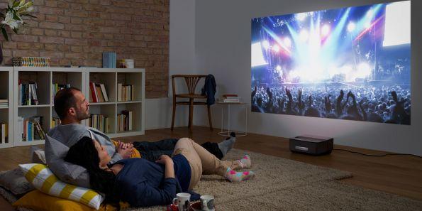Nuevos proyectores 4K de Acer