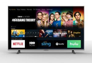 Amazon Fire TV estará integrada en los nuevos televisores Element