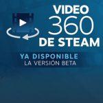 videos en 360 grados steam