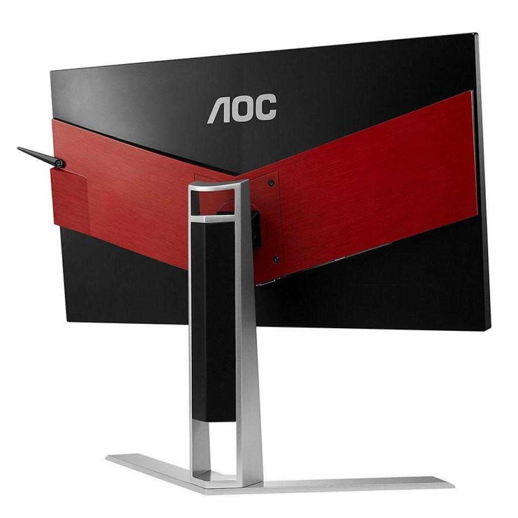 AOC AG251FZ, soporte