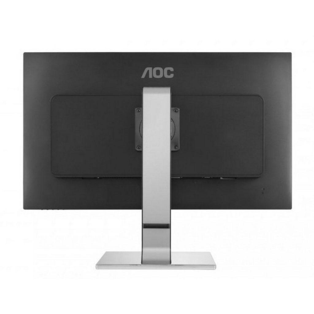AOC Q2577PWQ, ergonomía