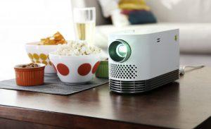 El proyector ProBeam HF80JG de LG es una buena opción de compra en el espectro gama media