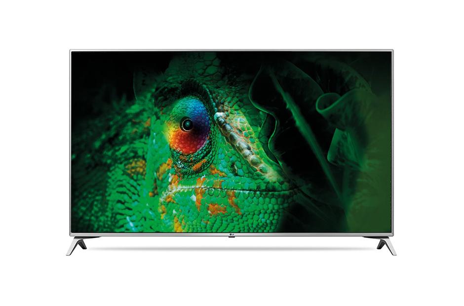 LG 55UJ651V es un televisor de notable que quedaría bien en cualquier salón