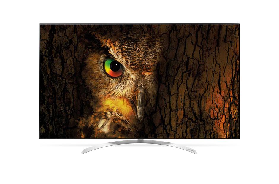 LG 75SJ955V es un televisor excepcional