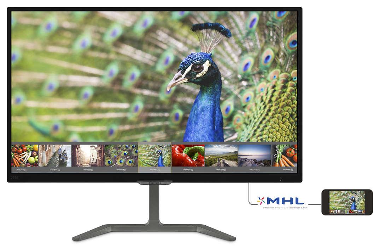 Philips 276E7QDAB es un monitor de gran calidad de imagen y muy buena puntuación en el resto de apartados