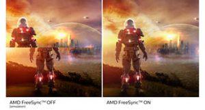 AMD FreeSync sencillamente marca la diferencia