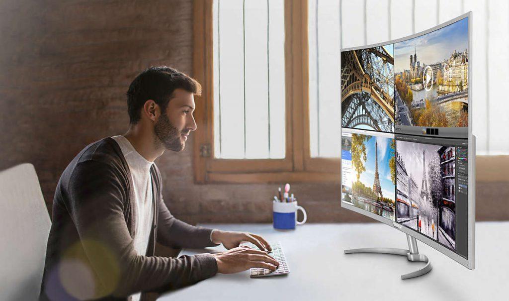Philips BDM4037UW 4 pantallas