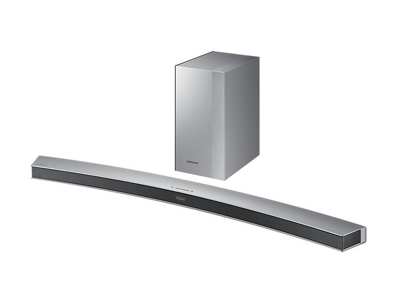 SAMSUNG HW-4501/ZF es una barra acústica de gama media con muchas aspiraciones