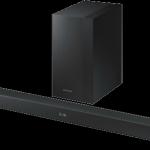 SAMSUNG HW-M360/ZF es una barra de sonido básica que quiere meter la cabeza en la gama media