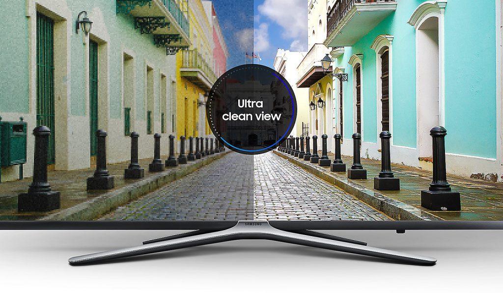 Samsung UE32M5500. Full HD y Ultra Clean View.