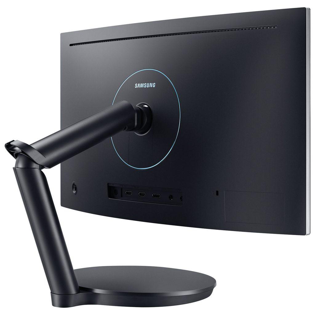 Samsung C24FG70, conectividad