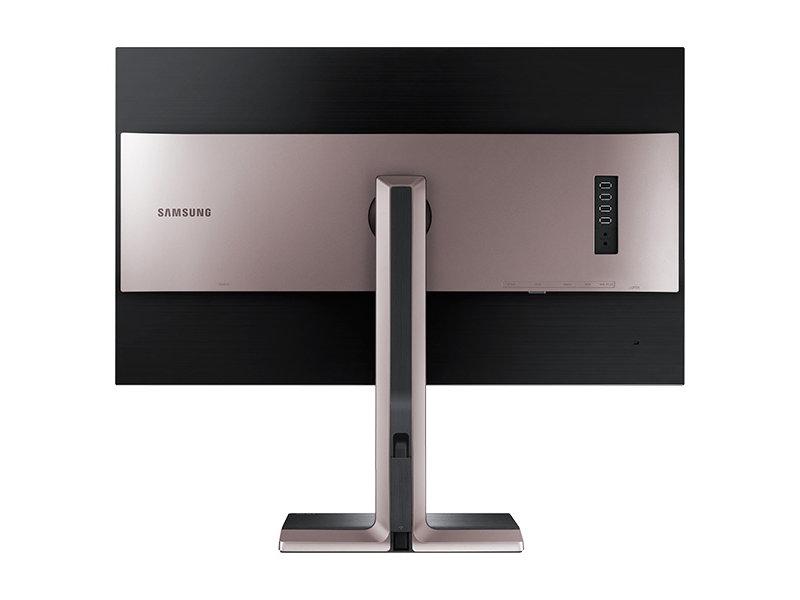 Samsung S32D850T trasera
