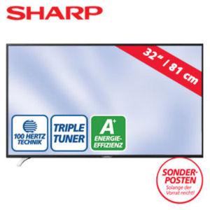 Sharp LC-32CHE5112E A+