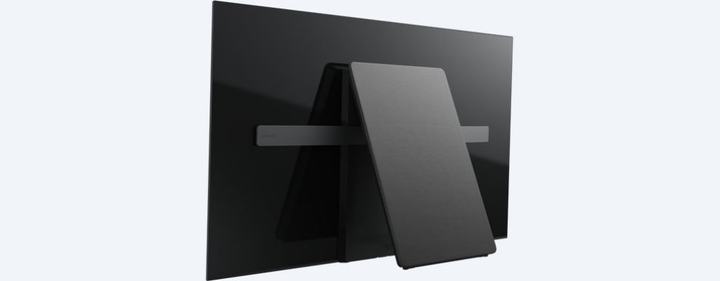 "Sony KD-55A1. A1 premiado con Reddot Award 2017, ""Best of the Best""."